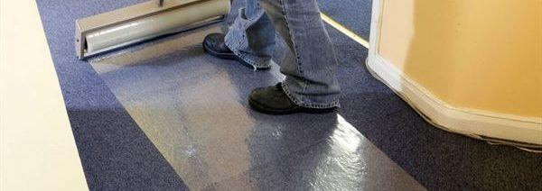 Film temporaire protection de surface moquette sol