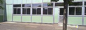Film d'occultation effet miroir pour plan Vigipirate établissement scolaire