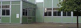Film d'occultation effet miroir pour plan Vigipirate PPMS école collège