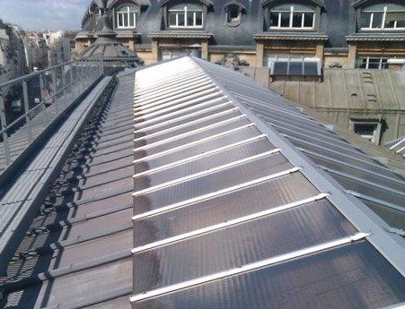 Avant application laque solaire