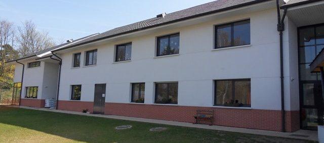 Protection fenêtre au sud film solaire anti chaleur fondation Bellan IME