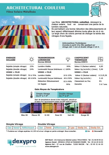 film-solaire-interieur-metallise-architectural-couleur