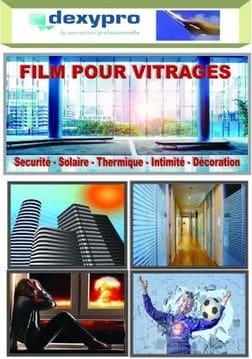 Catalogue générique film pour fenêtre dexypro