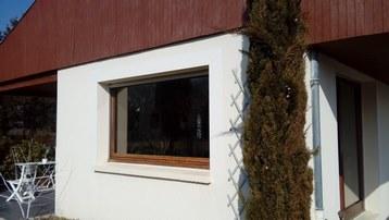 Pose de film anti chaleur maison Limoges chantier dexypro